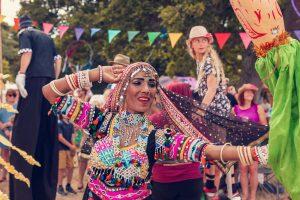 Photograph of Rhythmtree Festival 2019