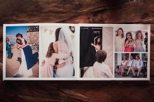 Photographs of Wedding / weddings Photobook